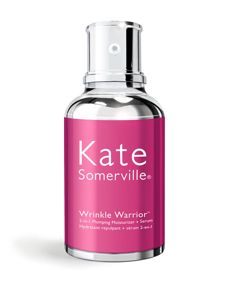 Kate Somerville Wrinkle Warrior 2-in-1 Moisturizer Serum, 50