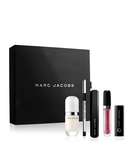 Marc Jacobs Effortlessly Irresistible — 5-Piece Beauty