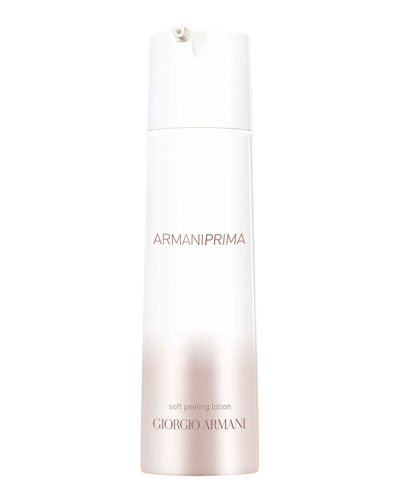 ARMANI PRIMA SOFT PEELING LOTION Glow & Peel-In-1