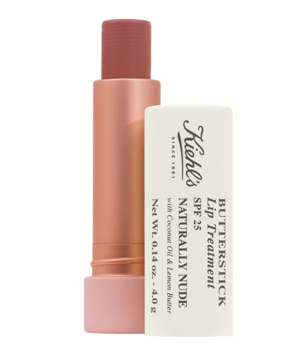 Butterstick Lip Treatment SPF 25, Naturally Nude