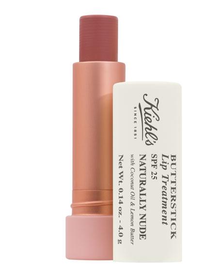 Butterstick Lip Treatment SPF 25, Naturally Nude