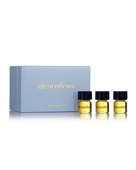 silencethesea refill set, 3 x 1.25 ml