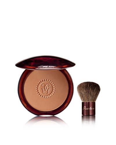 Terracotta 1H 2017 Mini Kabuki Brush Set