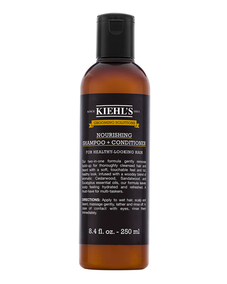Kiehl's Since 1851 Healthy Hair Scalp Shampoo Conditioner,