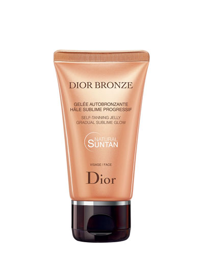 DIOR Bronze Self Tanning Jelly for Face, 1.7 oz./ 50 mL
