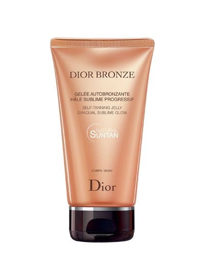 DIOR Bronze Self Tanning Jelly for Body, 5.0 oz./ 150 mL