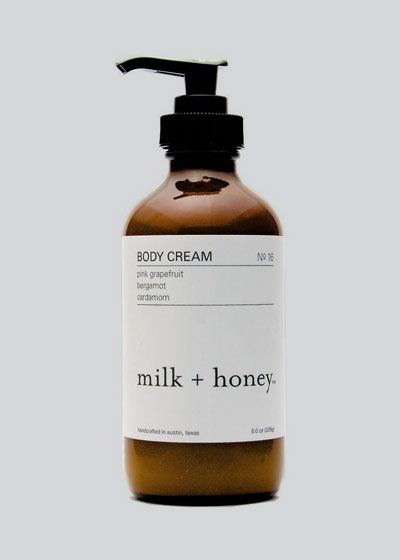 Body Cream No. 16, 8.0 oz.