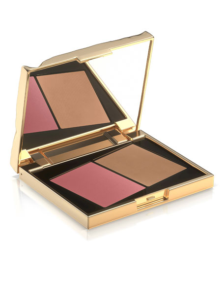 Book of Sun Blush & Bronzer Duette
