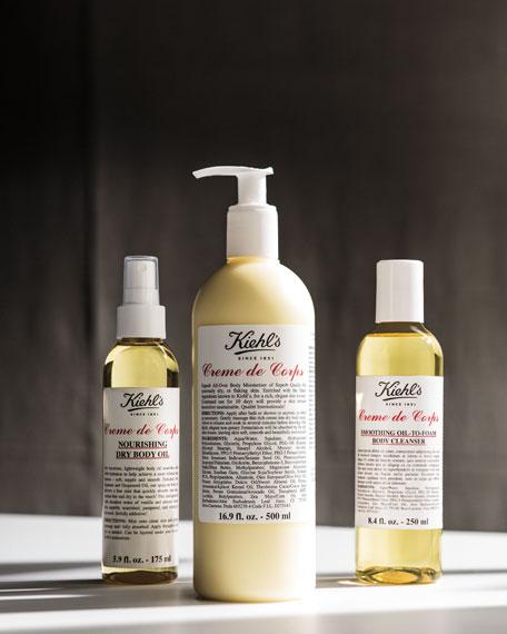 Creme de Corps Oil-to-Foam Body Cleanser, 8.4 oz./250ml
