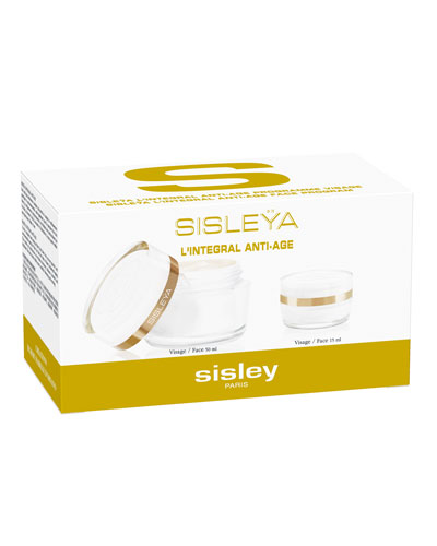 Limited Edition Sisleya L'Integral Travel Duo Set ($682.00 Value)