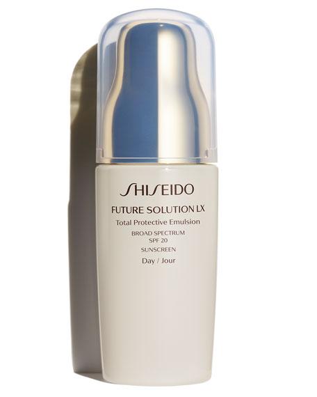 Shiseido Future Solution LX Total Protective Emulsion Broad