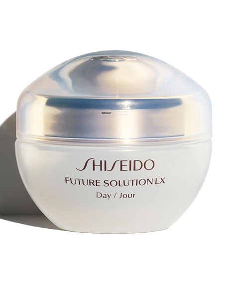 Shiseido Future Solution LX Total Protective Cream Broad