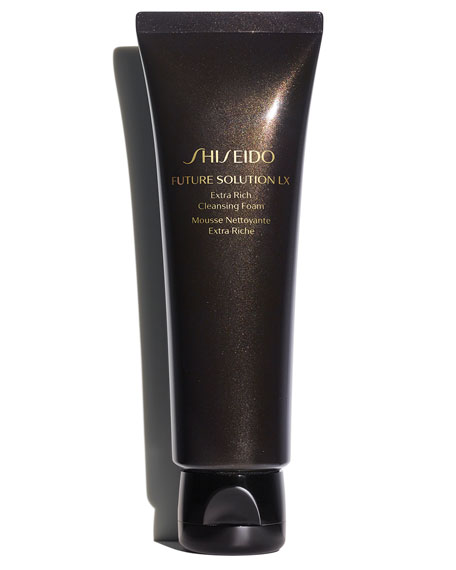 Shiseido Future Solution LX Extra Rich Cleansing Foam,