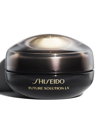 Future Solution LX Eye and Lip Contour Regenerating Cream, 0.61 oz./ 17 mL