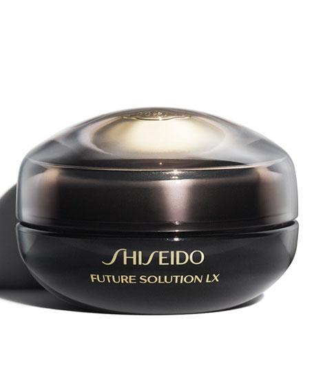 Future Solution LX Eye and Lip Contour Regenerating Cream, 5.7 oz./ 170 mL