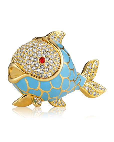 Estee Lauder Limited Edition Beautiful Whimsical Fish Perfume