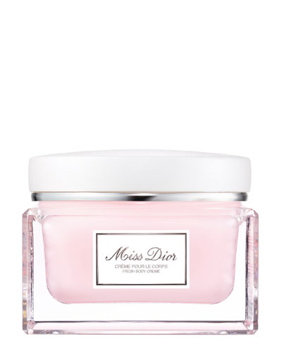 Miss Dior EDP Body Cream, 5.1 oz.