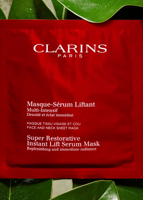 Super Restorative Instant Lift Serum Mask, 5 Pack