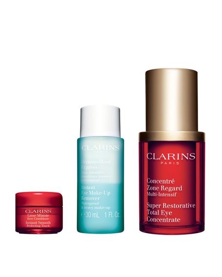Clarins Limited Edition Restoring Eye Wonders Set