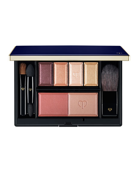 Cle de Peau Beaute Eye and Cheek Palette