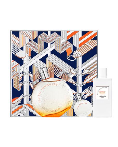 F&#234tes en Herm&#232s Eau des Merveilles Gift Set, Eau de Toilette