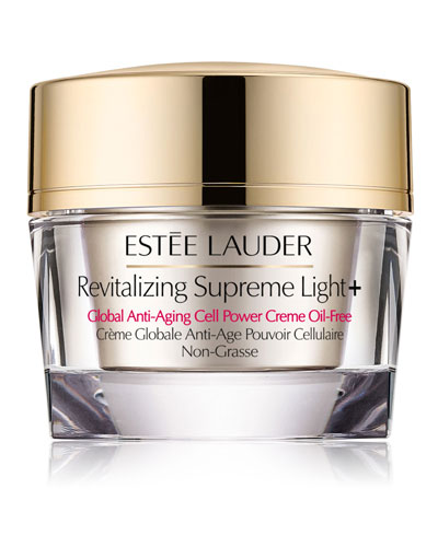 Revitalizing Supreme Light+ Global Anti-Aging Cell Power Creme Oil-Free, 1.7 oz./ 50 mL