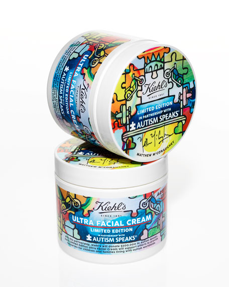 Limited Edition Autism Speaks Ultra Facial Cream, 4.2 oz./ 125 mL