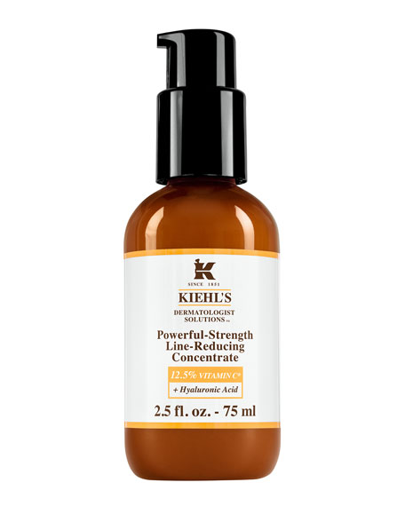 Kiehl's Since 1851 Powerful Strength Line Reducing Concentrate,