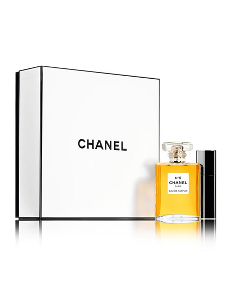 CHANEL N&#1765 EAU DE PARFUMTRAVEL SPRAY SET
