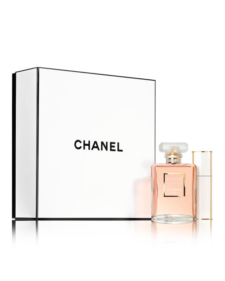 CHANEL COCO MADEMOISELLE TWIST AND SPRAY SET