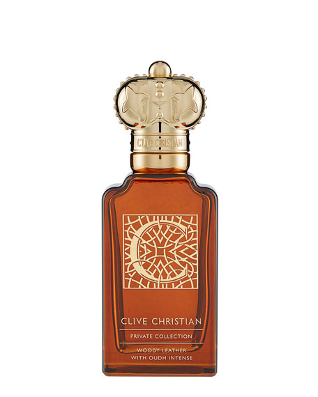 Clive Christian Private Collection C Woody Leather Masculine,