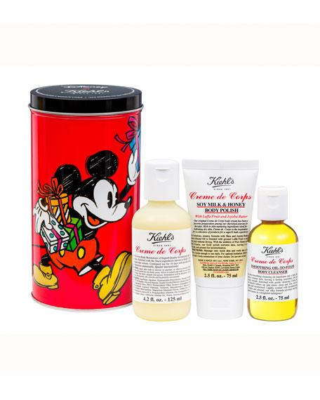 Special Edition Disney X Kiehl's Cr&#232me de Corps Collection ($41.50 Value)