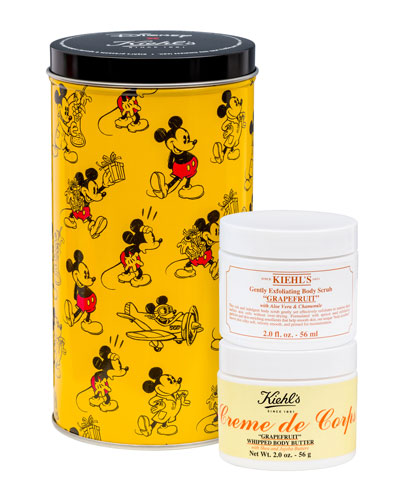 Special Edition Disney X Kiehl's Grapefruit Body Duo ($27.00 Value)
