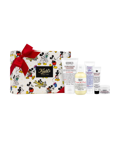 Speical Edition Disney X Kiehl's Hydration Essentials ($36.00 Value)