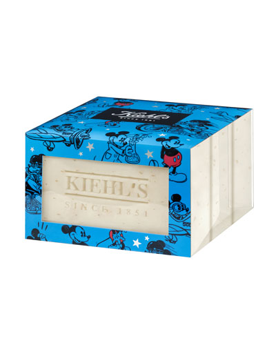 Special Edition Kiehl's X Disney Ultimate Man Body Scrub Soap