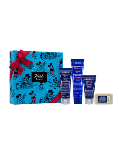 Special Edition Kiehl's X Disney Ultimate Man Refueling Set ($68.00 Value)