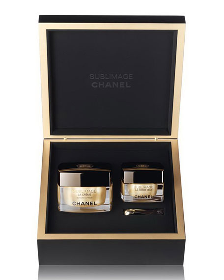 CHANEL SUBLIMAGE LE COFFRET ULTIMATE SKIN REGENERA