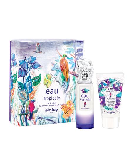 Sisley-Paris Limited Edition Eau Tropicale Set