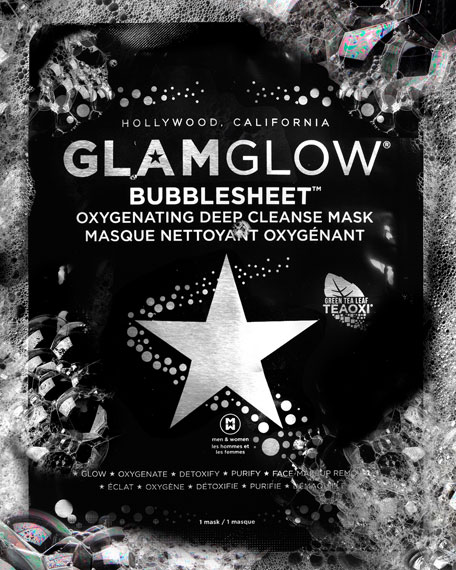 Bubblesheet Mask