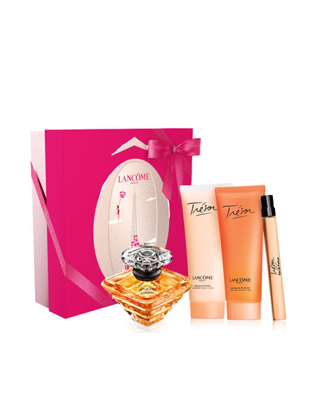 Lancome Tr&#233sor Passions Set Holiday Collection