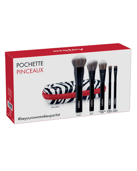 Limited Edition The Brush Collection
