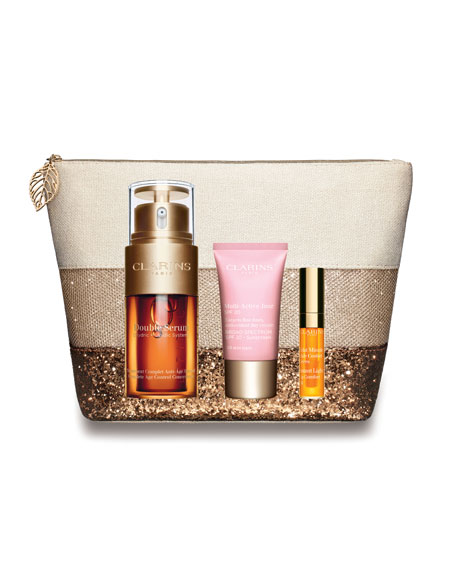 Clarins Limited Edition Multi Active Double Serum Set