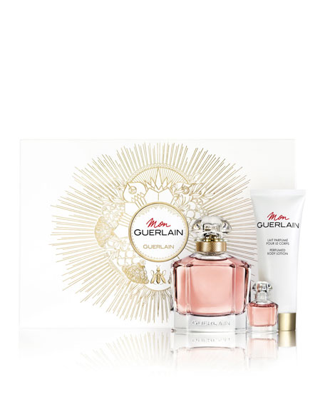 Mon Guerlain Gift Set, 3.4 oz. / 100 ml