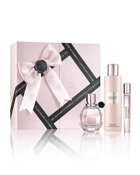 Flowerbomb 3-Piece Set