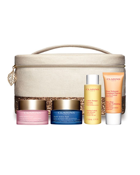 Clarins Limited Edition Multi Active Luxury Collection