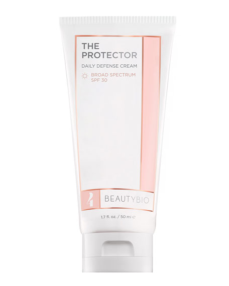 BeautyBio THE PROTECTOR Daily Defense Cream SPF 30,
