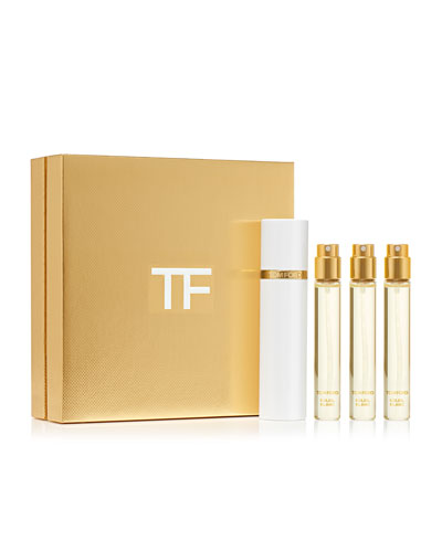 Private Blend Soleil Blanc Travel Atomizer Set