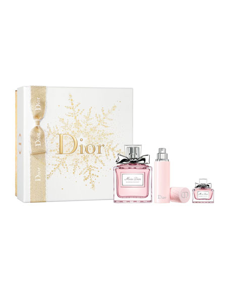 Miss Dior Absolutely Blooming 3-Piece Gift Set