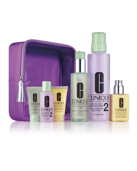 Clinique Great Skin Home and Away Set For