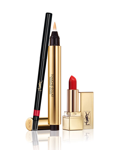 Yves Saint Laurent Beaute Limited Edition Lip Essentials